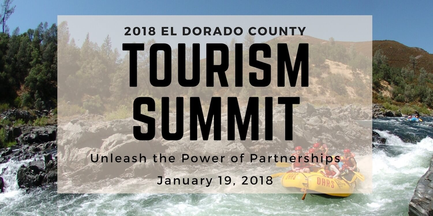 2018 El Dorado County Tourism Summit
